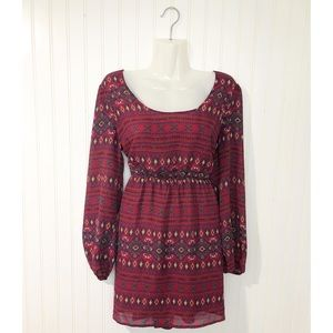 Umgee Aztec Dress
